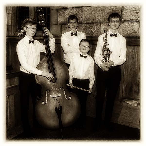 Williams Quartet by Nothern_Licht