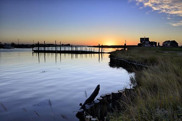 Walberswick Dawn by jasonrwl