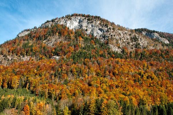 Autumn Alps by headskiesfly
