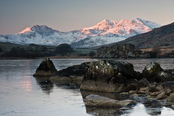 Snowdon by jamesgrant