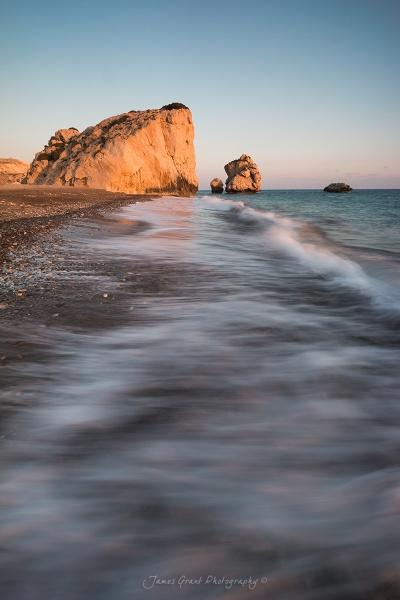 Aphrodites Rock by jamesgrant