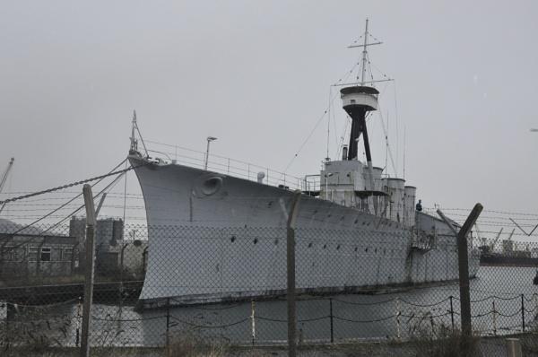 HMS Caroline by CarolineH120