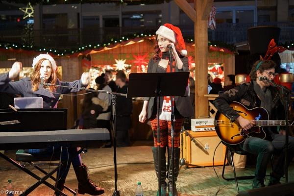 Christmas Market - Vancouver 2013 by Swarnadip