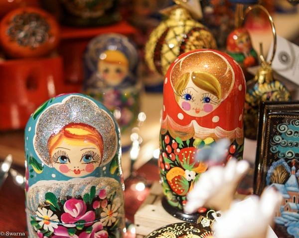 Christmas Market - Vancouver 2013 II by Swarnadip