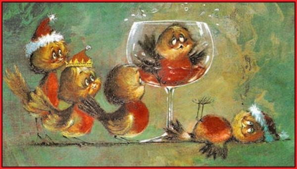 Robin Celebrations by Jocelia