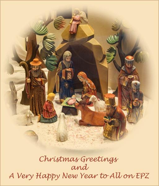 The Nativity by DicksPics
