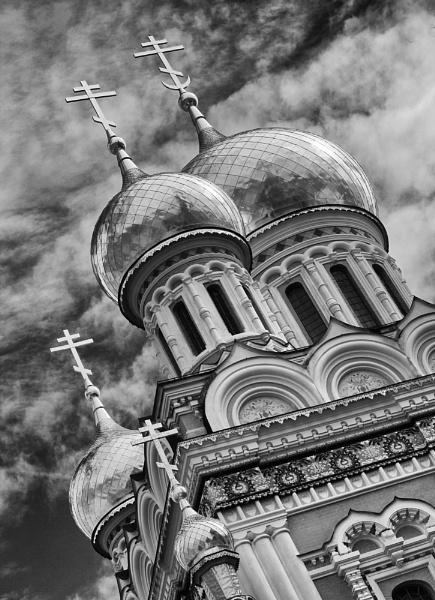 Shipka Memorial Church by blessedjohn
