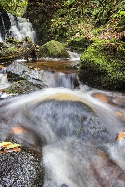 Waterfall by Philpot