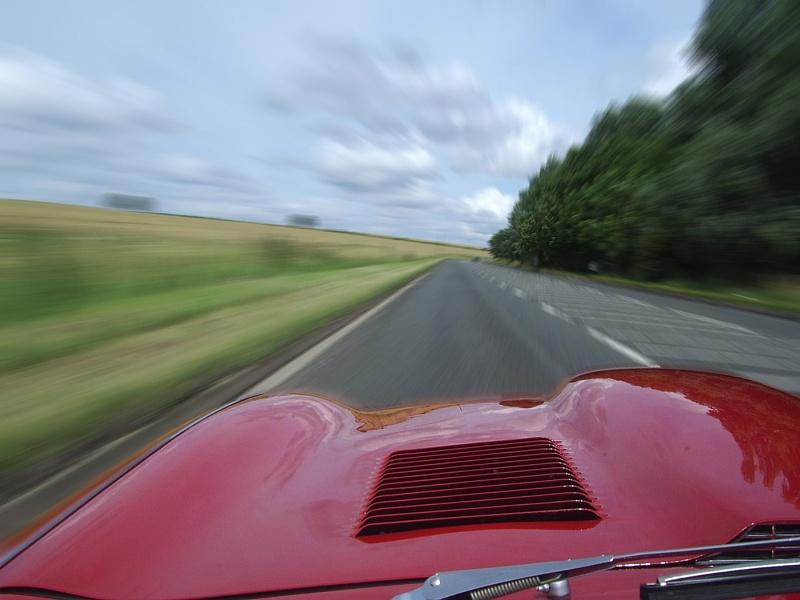 Speed - E Type Jaguar