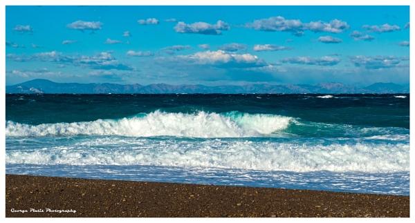 Waves by GeorgePlatis