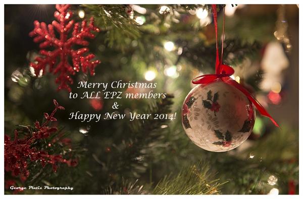 Merry Christmas ! by GeorgePlatis