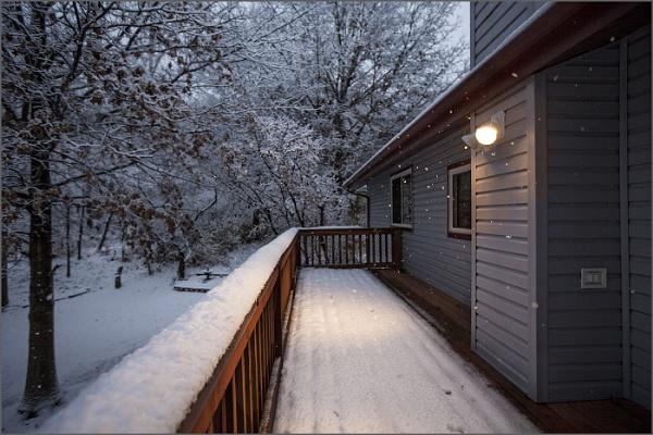 Illuminated Snowflakes by pilgrim57