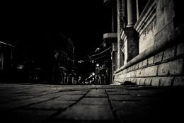 Heraklion at night