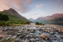 Wastwater Sunset by Ian_Sweet