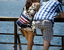 Voyeurism in Sydney Harbour