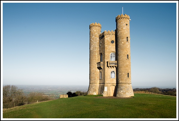 Broadway Tower by Chrism8