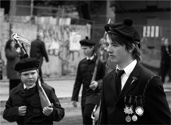 Markens Bataljon by AnneWorner
