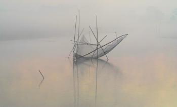 Nets at Dawn