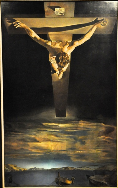 Christ of St John of the Cross-Dali by PaulLiley