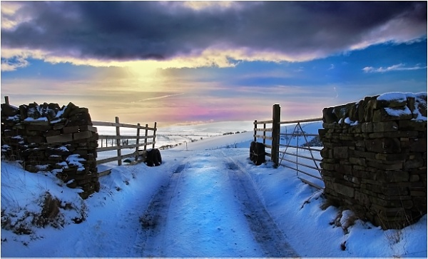 Road to Snowwhere by gmorley