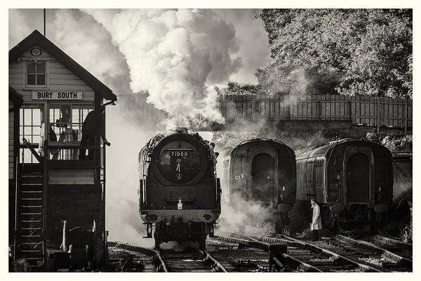 Bury Steam by baker58