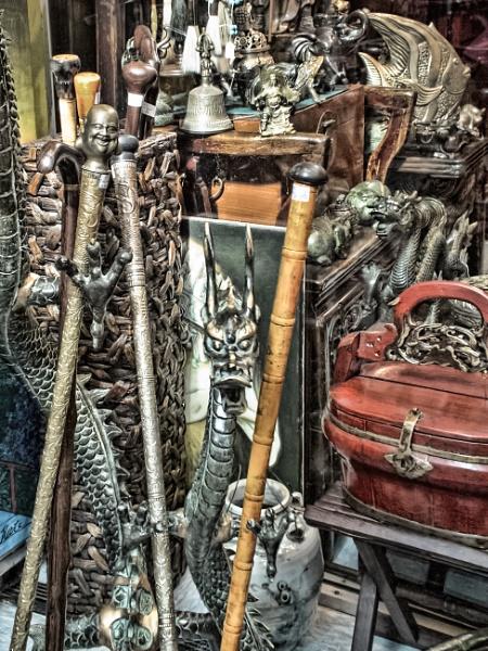 The Antique Shop by trihelm