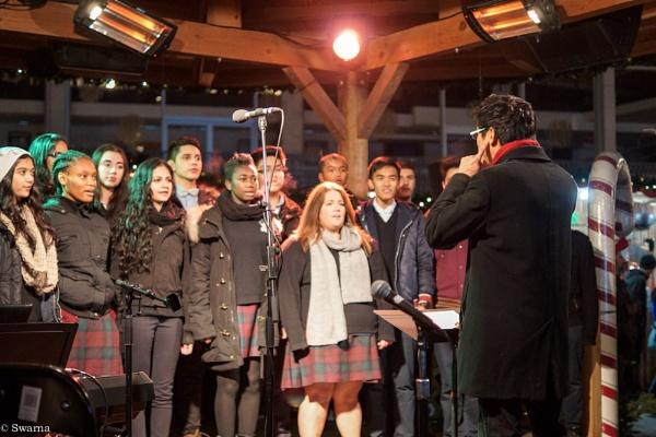 Christmas Choir Music by Swarnadip