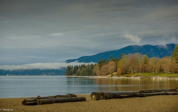 English Bay - Vancouver, BC by Swarnadip