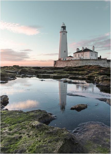 Coastal reflections by kel55