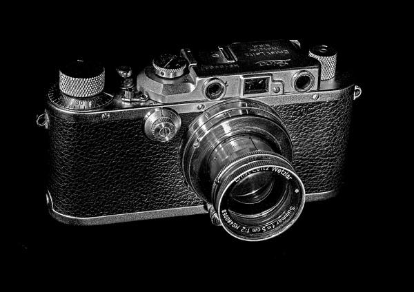 Leica 111a by iancrowson