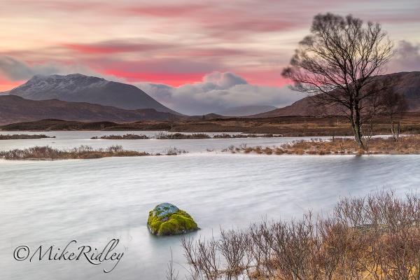 Rannoch Moor dawn by Mike_Ridley