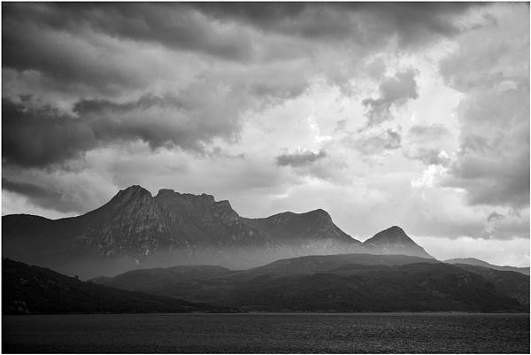 Ben Loyal Monochrome... by Scottishlandscapes