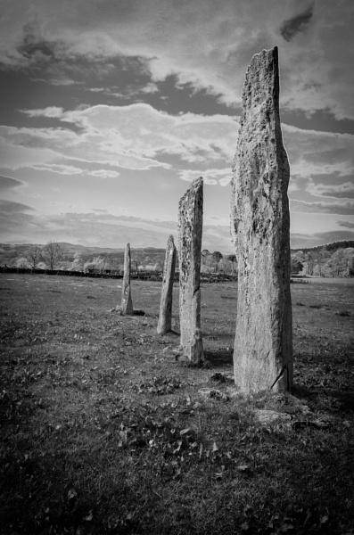 Kilmartin Stones by KenTaylor