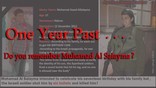 Do YOU Remember Muhamad Al Salayma ? by kombizz