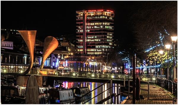 The Docks At Night by jason_e