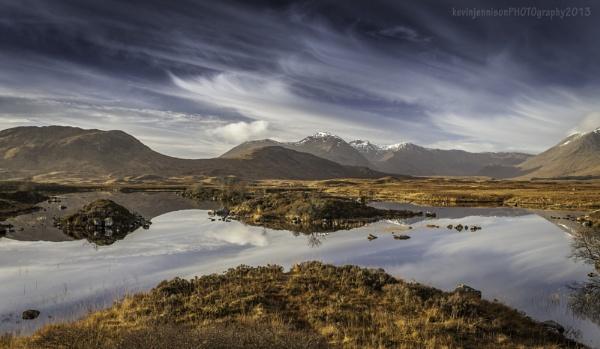 Munro Range by Kevlar