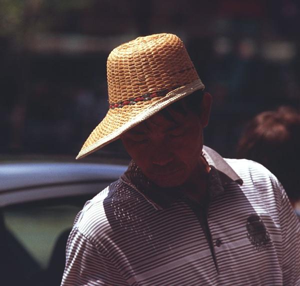 Straw hat by RBSinTo