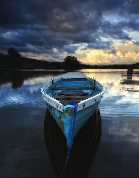 A Lake in Powys by Buffalo_Tom