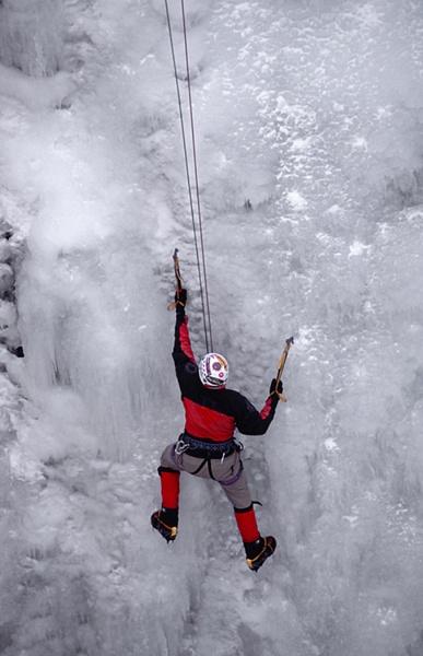 Ice Climber by Zydeco_Joe