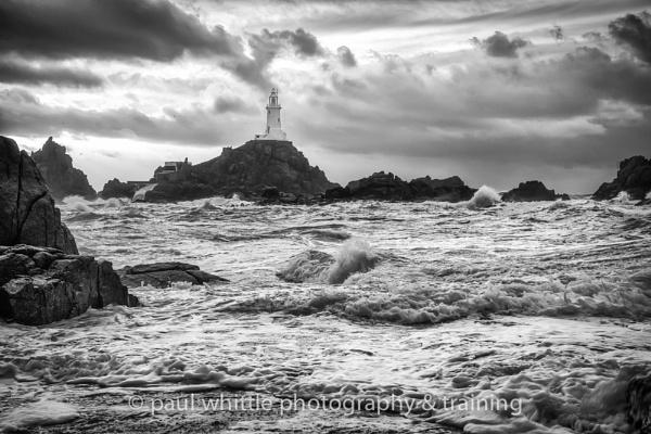 Corbiere, Jersey by PWhittle