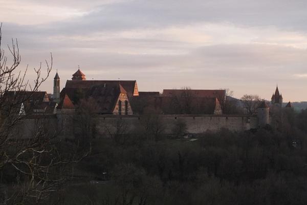 Rothenburg Germany by davevee