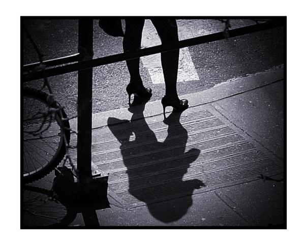 Hot Shadow by jimkon