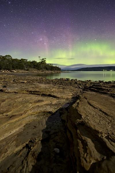 Aurora Australis - The Southern Lights by Walkthru