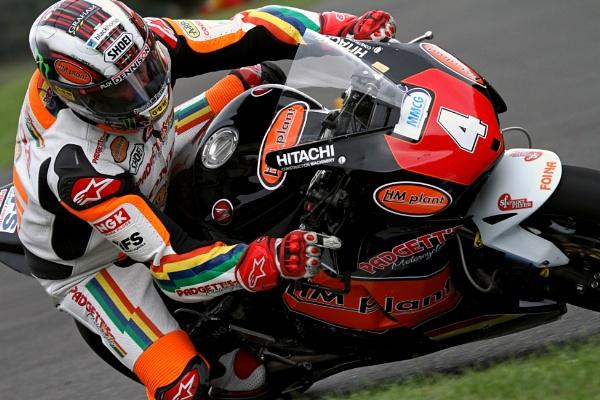 John Mcguinness Padgetts Honda by mdoubleya