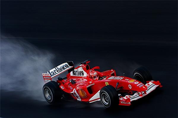 Michael Schumacher, get well soon, by schumi