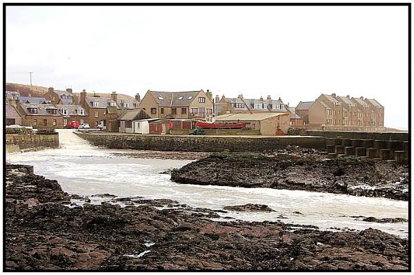 Gourdon Harbour 2 by lenocm