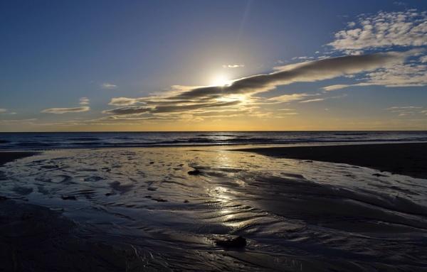 The beach by Sreidser08
