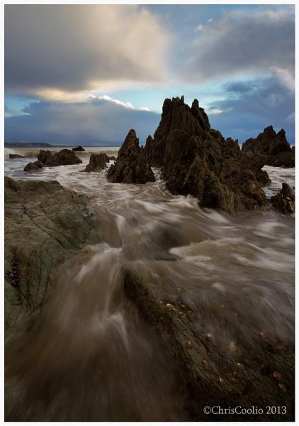 Tidal Rush by CHRISB911