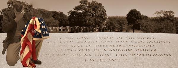Honor the Fallen Heroes by HectorRivera