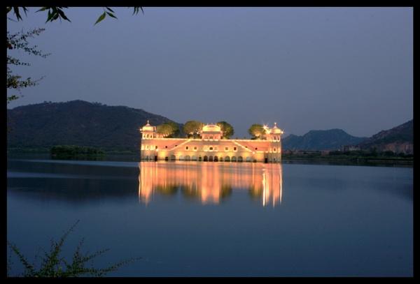 Jalmahal jaipur rajasthan by dsrathore999